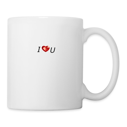 I love you - Coffee/Tea Mug