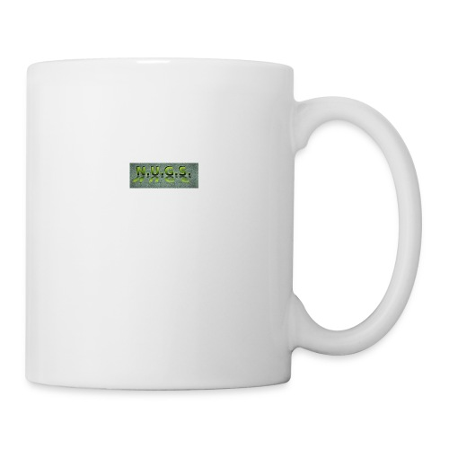 NUGS reflective logo - Coffee/Tea Mug
