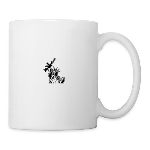 Liberty Gun - Coffee/Tea Mug