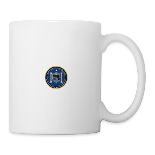 FireArms Licensing Division T-Shirt - Coffee/Tea Mug