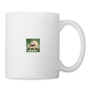 i just find myself a cute spider what should i do - Coffee/Tea Mug