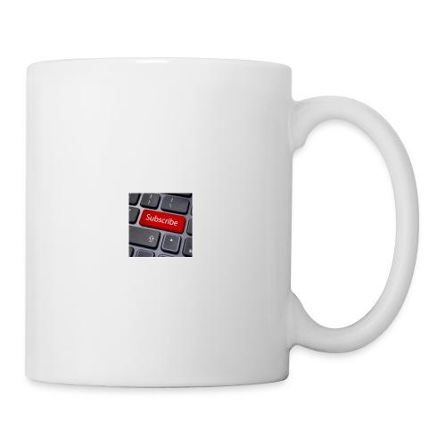 my first hoodie - Coffee/Tea Mug