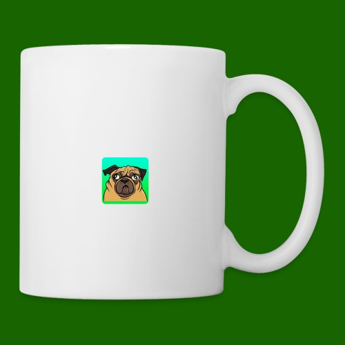 TheBratPug TEAM PLAYER - Coffee/Tea Mug