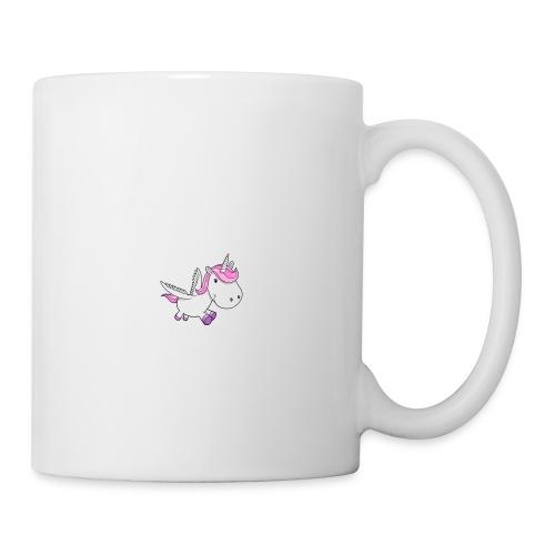 Unicorn flying. be a unicorn - Coffee/Tea Mug