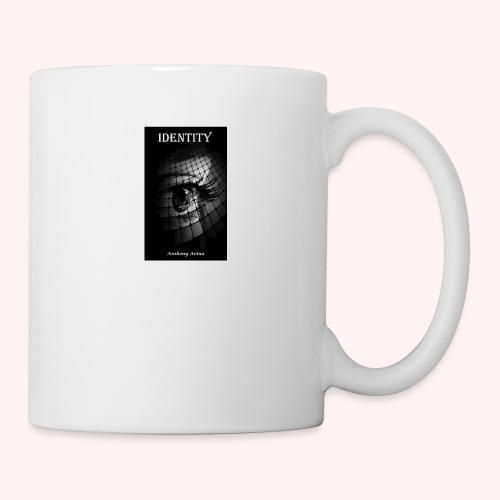 Identity by Anthony Avina Book Cover - Coffee/Tea Mug