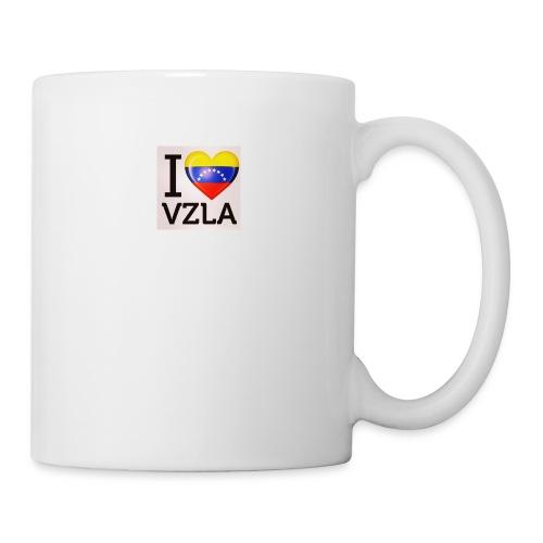 love your country - Coffee/Tea Mug