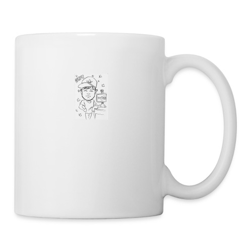 Elroy Sketch T-Shirt - Coffee/Tea Mug