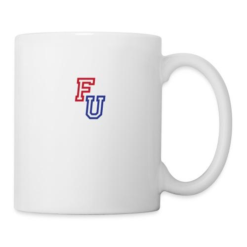 FU college tee - Coffee/Tea Mug
