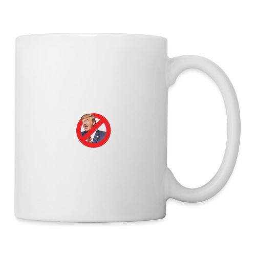 blog stop trump - Coffee/Tea Mug