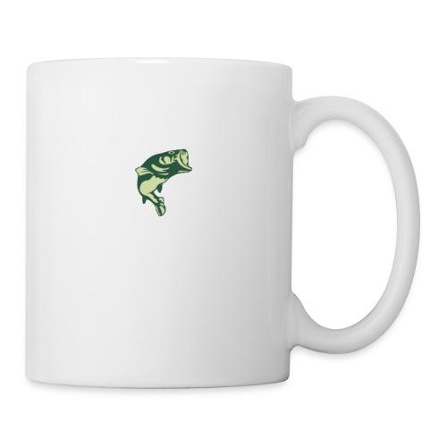 bass fishing rodbenders tee - Coffee/Tea Mug