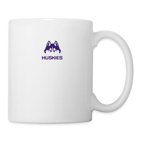 Huskies Logo #2 - Coffee/Tea Mug