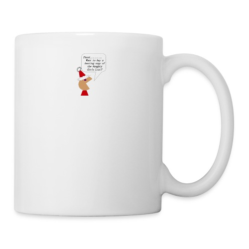 Naughty Girls List - Coffee/Tea Mug