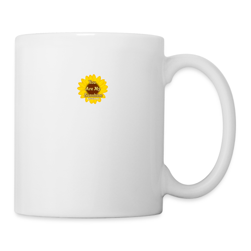 You are my sunshine Flower - Coffee/Tea Mug