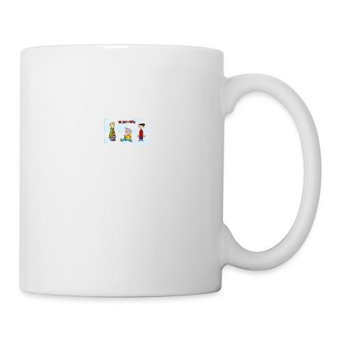 Ed , Edd , And Eddy - Coffee/Tea Mug