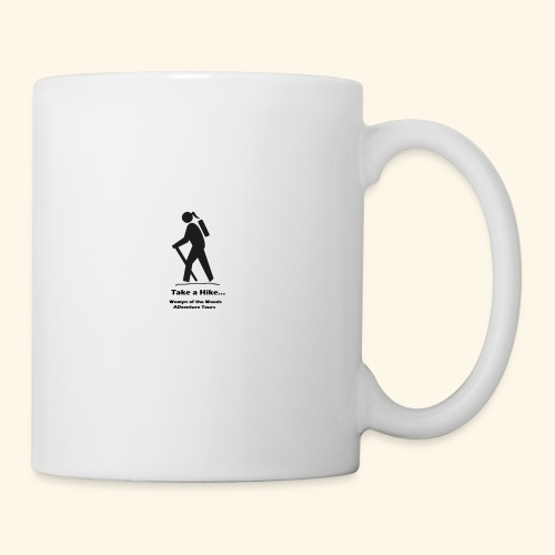 Womyn of the Woods Hiker Girl - Coffee/Tea Mug