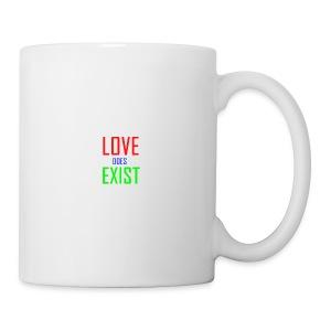 LOVE DEOS EXIST - Coffee/Tea Mug