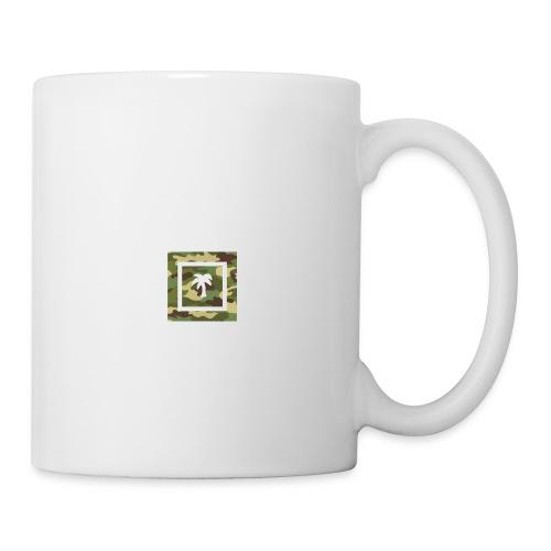 Palm Brand Camo - Coffee/Tea Mug