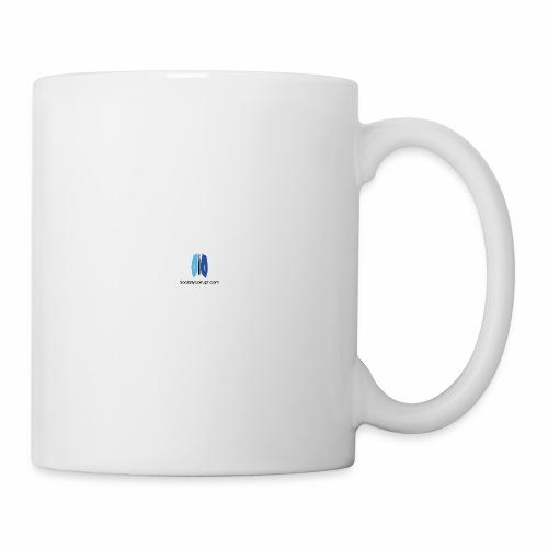 socaillycorrupt website - Coffee/Tea Mug