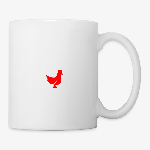 red chicken - Coffee/Tea Mug