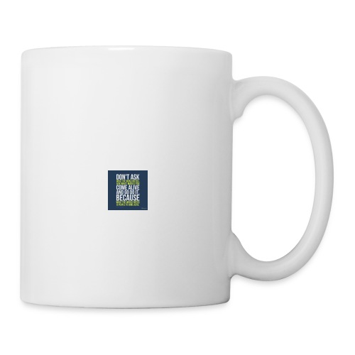 the world needs is people to come alive - Coffee/Tea Mug
