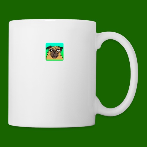 TheBratPug TEAM PLAYER - Coffee/Tea Mug