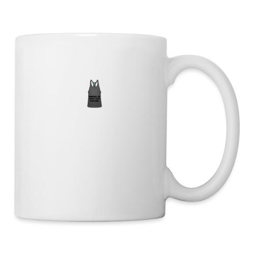 Sweat is just fat crying - Coffee/Tea Mug