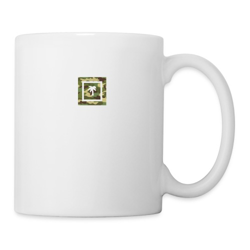 Palm Brand Camo - Coffee/Tea Mug