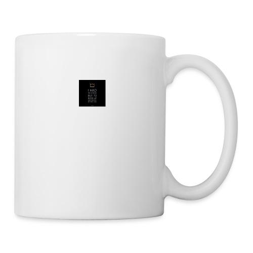 just smile for me - Coffee/Tea Mug