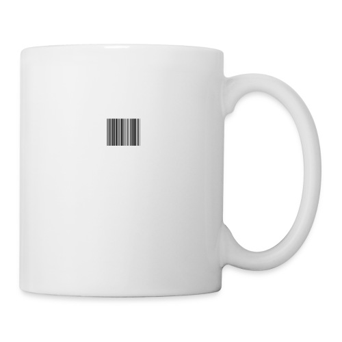 Bar Code - Coffee/Tea Mug