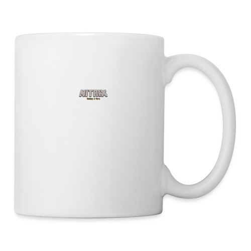 Nitrix Second Logo - Coffee/Tea Mug