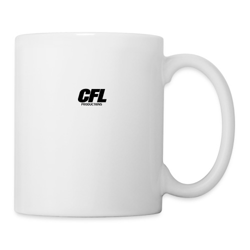 CFL Productions 2017 - Small logo size - Coffee/Tea Mug