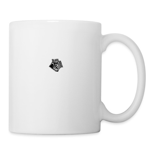 glass house logo - Coffee/Tea Mug