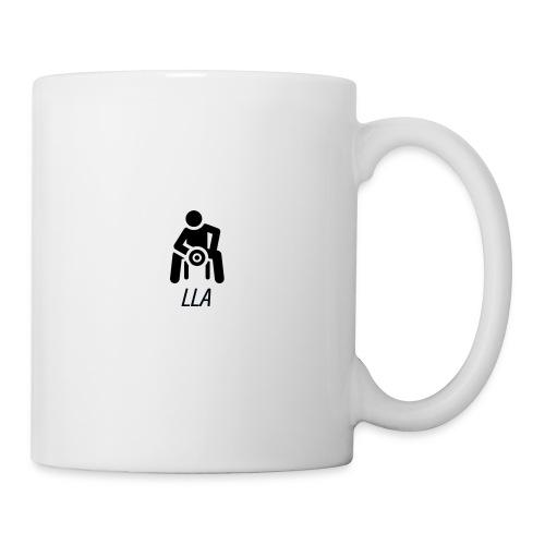 LLA tee - Coffee/Tea Mug