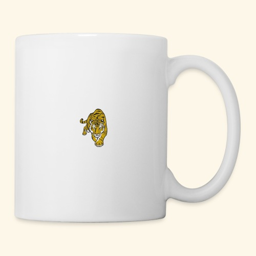 **NEW** Red White AND BLACK Tiger Merch - Coffee/Tea Mug