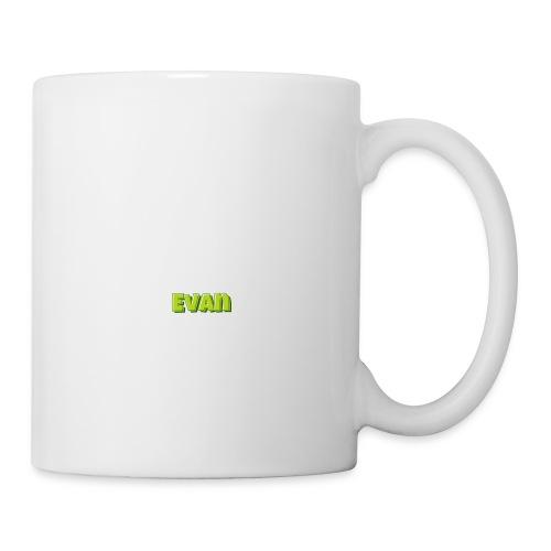 Evan - Coffee/Tea Mug
