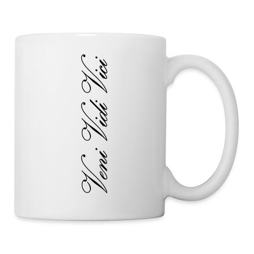 veni vidi vici calli leggins - Coffee/Tea Mug