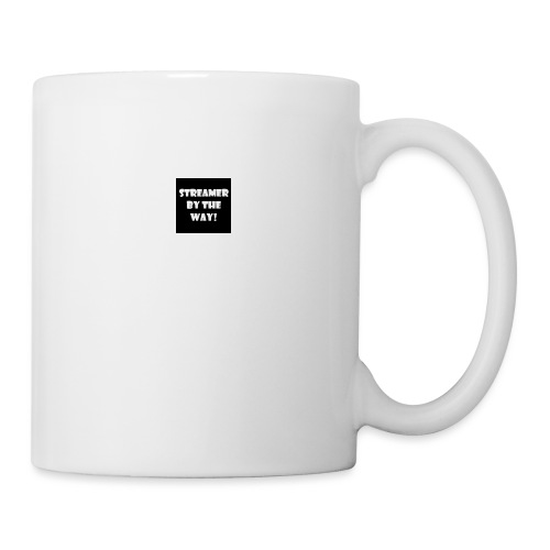 STREAMER BY THE WAY! - Coffee/Tea Mug