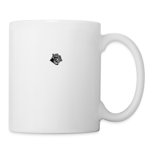 glass house logo - Coffee/Tea Mug