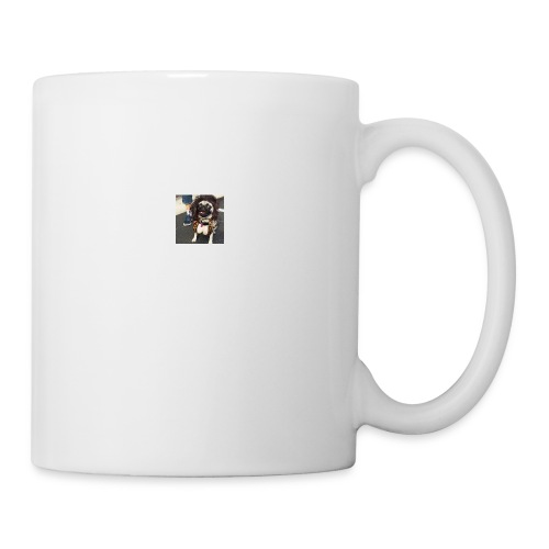 Chloe as Snooki Pug - Coffee/Tea Mug