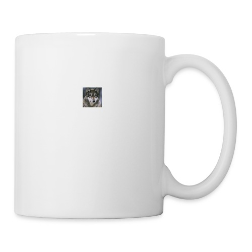 the wolf - Coffee/Tea Mug