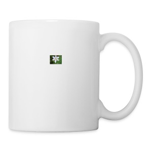 whiteflower - Coffee/Tea Mug