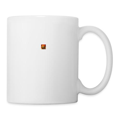 BIG CRAZY APPLE LOGO - Coffee/Tea Mug