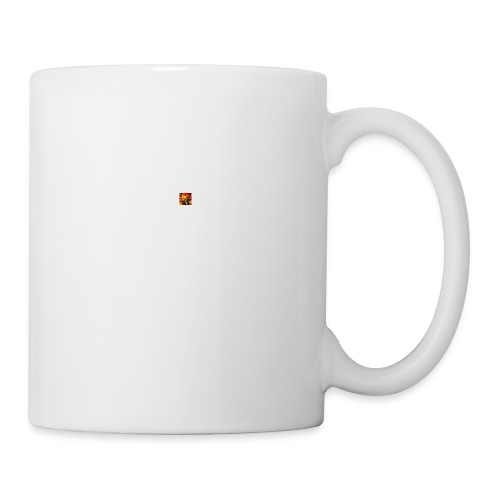 BIG CRAZY APPLE LOGO - Coffee/Tea Mug