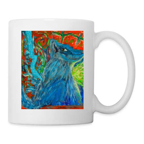 Dog of Thunder by Jason Gallant - Coffee/Tea Mug