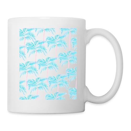 Aqua Palms - Coffee/Tea Mug