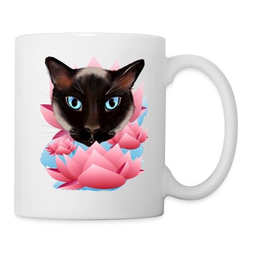 Cat from Land Of Lotus - Coffee/Tea Mug