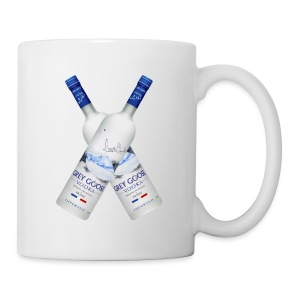 Vodka_kryds - Coffee/Tea Mug