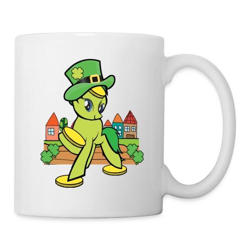 Irish Lucky Pony - Coffee/Tea Mug