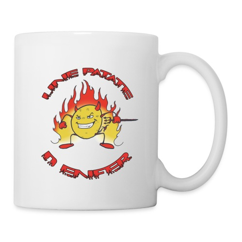 Une patate d' Enfer - Coffee/Tea Mug