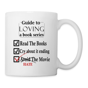 Guide To Loving A Book Series (Black) - Coffee/Tea Mug